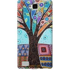 Чехол на Huawei Honor 3C Арт-дерево