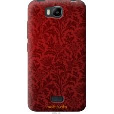Чехол на Huawei Ascend Y5C Чехол цвета бордо