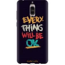 Чехол на Huawei Mate 9 Pro Everything will be Ok