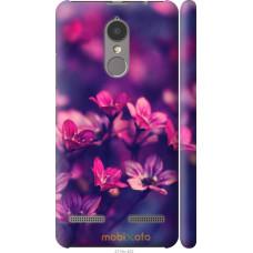 Чехол на Lenovo K6 Весенние цветочки