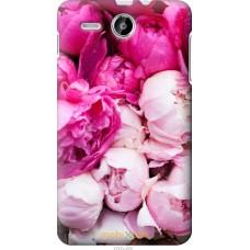 Чехол на Lenovo A529 Розовые цветы