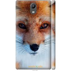 Чехол на Lenovo Phab 2 Рыжая лисица
