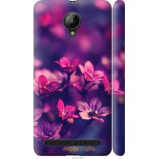 Чехол на Lenovo Vibe C2 Весенние цветочки