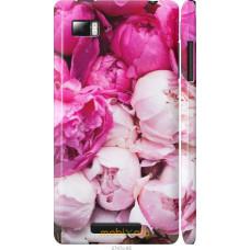 Чехол на Lenovo Vibe Z K910 Розовые цветы
