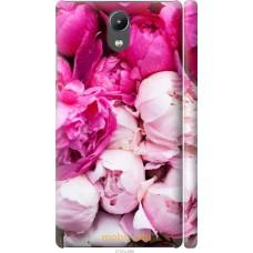 Чехол на Lenovo Phab 2 Розовые цветы