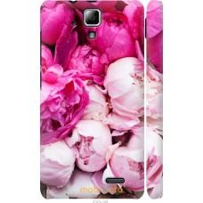 Чехол на Lenovo A536 Розовые цветы