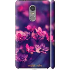 Чехол на Lenovo K6 Note Весенние цветочки