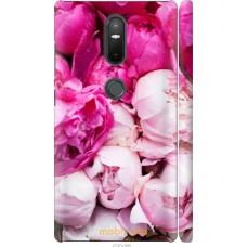 Чехол на Lenovo Phab 2 Plus Розовые цветы