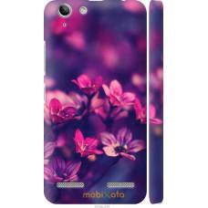 Чехол на Lenovo K5 Plus Весенние цветочки