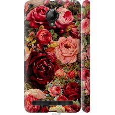 Чехол на Lenovo Vibe C2 Прекрасные розы