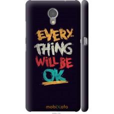 Чехол на Lenovo Vibe P2 Everything will be Ok