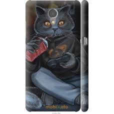 Чехол на Lenovo Vibe P2 gamer cat