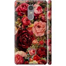 Чехол на Lenovo K6 Note Прекрасные розы