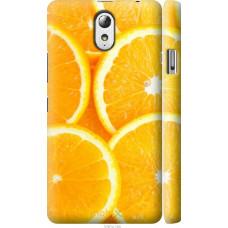 Чехол на Lenovo Vibe P1m Апельсинки