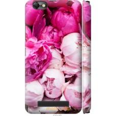 Чехол на Lenovo Vibe C A2020 Розовые цветы