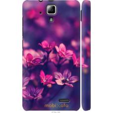 Чехол на Lenovo A536 Весенние цветочки