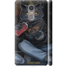 Чехол на Lenovo K6 Note gamer cat
