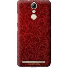 Чехол на Lenovo Vibe K5 Note Pro Чехол цвета бордо
