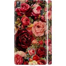 Чехол на Lenovo A7000 Прекрасные розы
