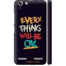 Чехол на Lenovo K5 Plus Everything will be Ok
