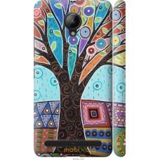 Чехол на Lenovo Vibe C2 Арт-дерево