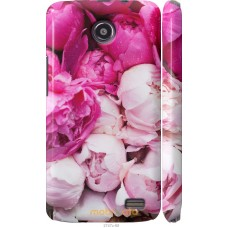 Чехол на Lenovo A820 Розовые цветы