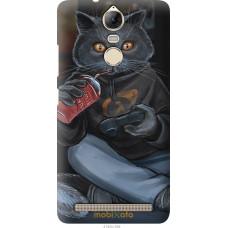 Чехол на Lenovo Vibe K5 Note A7020a40 gamer cat