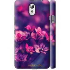Чехол на Lenovo Vibe P1m Весенние цветочки