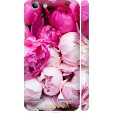 Чехол на Lenovo K5 Plus Розовые цветы