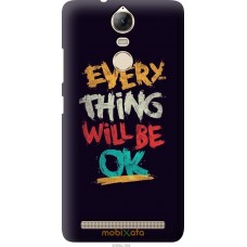 Чехол на Lenovo Vibe K5 Note A7020a40 Everything will be Ok