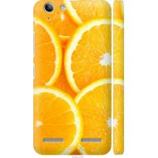 Чехол на Lenovo K5 Plus Апельсинки