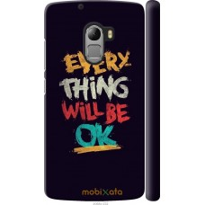 Чехол на Lenovo A7010 Everything will be Ok