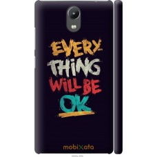 Чехол на Lenovo Phab 2 Everything will be Ok