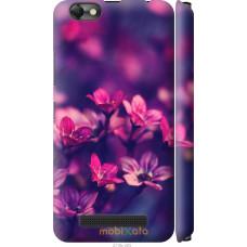 Чехол на Lenovo Vibe C A2020 Весенние цветочки