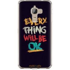 Чехол на LeTV Max X900 Everything will be Ok