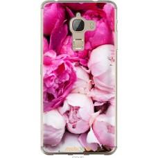 Чехол на LeTV Max X900 Розовые цветы