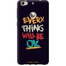 Чехол на LeTV Le 1s Everything will be Ok