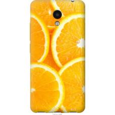 Чехол на Meizu M5c Апельсинки