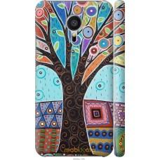Чехол на Meizu MX5 Арт-дерево