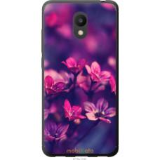 Чехол на Meizu M6 Весенние цветочки