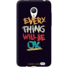 Чехол на Meizu MX3 Everything will be Ok