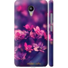 Чехол на Meizu M2 Note Весенние цветочки