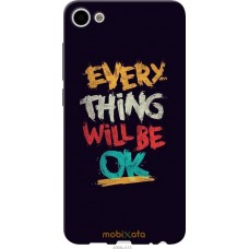Чехол на Meizu U10 Everything will be Ok
