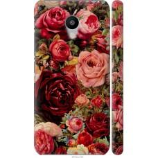 Чехол на Meizu M3 Прекрасные розы