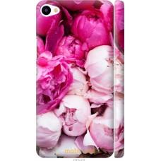 Чехол на Meizu U20 Розовые цветы