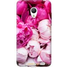 Чехол на Meizu MX3 Розовые цветы