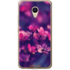 Чехол на Meizu M5 Весенние цветочки