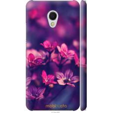 Чехол на Meizu MX6 Весенние цветочки