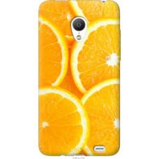 Чехол на Meizu MX3 Апельсинки