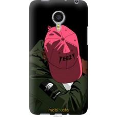 Чехол на Meizu MX4 PRO De yeezy brand